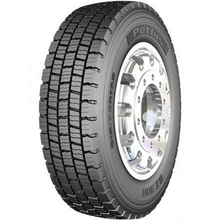 Anvelope All Season 225/75 R17.5 129/127M PETLAS RZ300