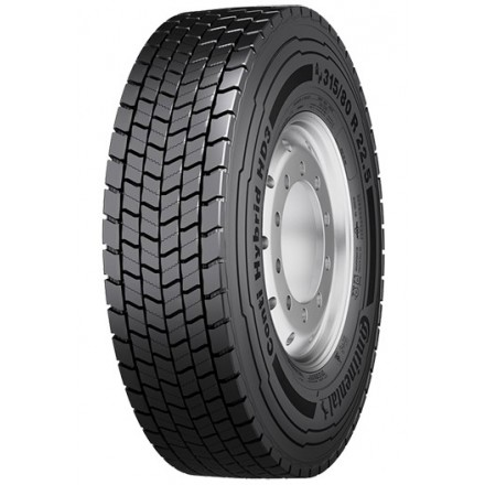 Anvelope All Season 315/80 R22.5 156/150L CONTINENTAL HYBRID HD3