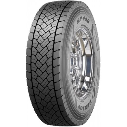 Anvelope All Season 315/80 R22.5 156/154L DUNLOP SP446